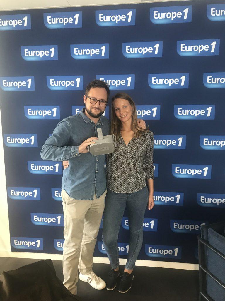 reverto, interview, europe 1