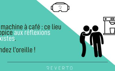 La machine à café : ce lieu propice aux réflexions sexistes